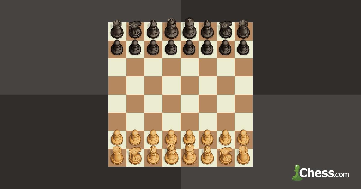 Chess Gegen Computer
