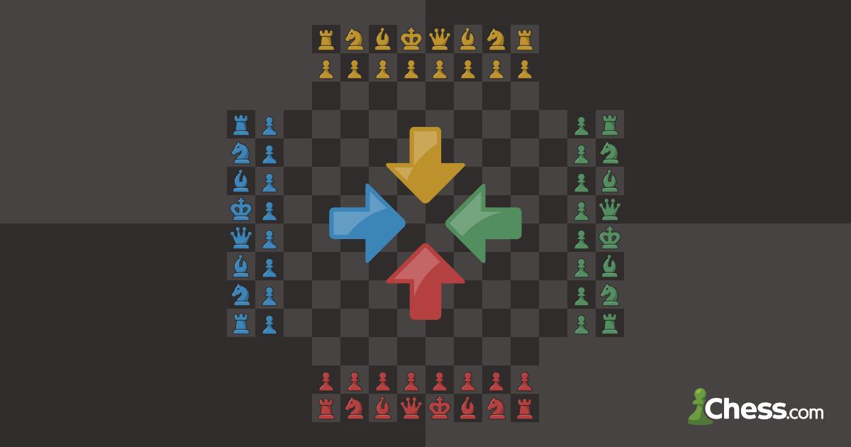 4人チェス - 変則チェスをオンラインで - Chess.com