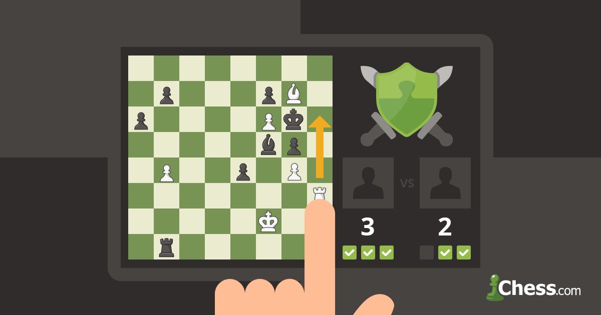 Puzzle Battle - Compete with your Chess Friends - Chess.com