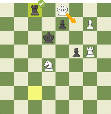 Solve Chess Puzzles