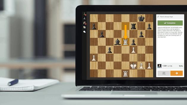 Învață și îmbunătățește-ți jocul de șah