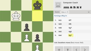 Pag-aralan ang mga Posisyon sa Chess